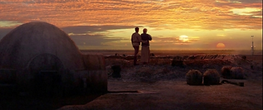 This was the perfect place to end the Star Wars saga.