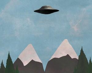 peaks ufo