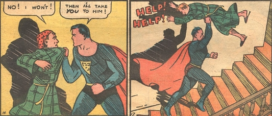 golden age supes