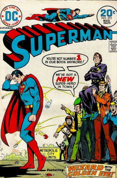 superman unwanted